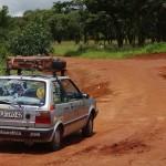 Tansania Kreuzung
