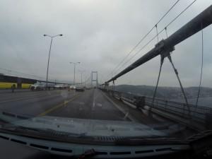 Brücke über den Bosporus