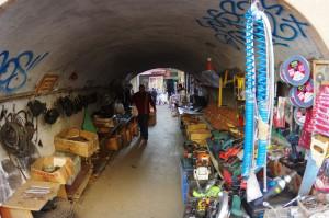 Tunnelladen