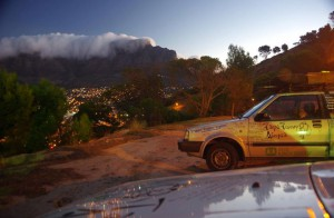 Micras-Tafelberg-Kapstadt