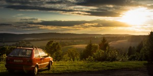 Rallye-Team-Gunther-Sonnenuntergang